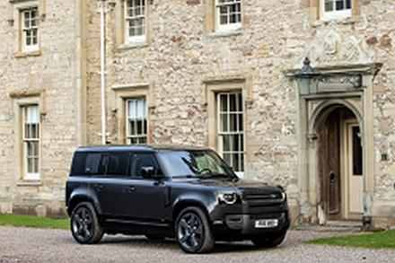 Land Rover Defender Estate Special Editions 3.0 P400 XS Edition 110 5dr Auto [7 Seat]